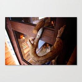 HANDICRAFT Canvas Print
