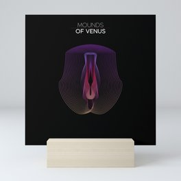 Mound of Venus Mini Art Print