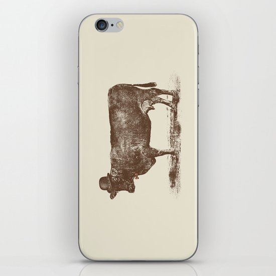 Cow Cow Nut #1 iPhone & iPod Skin