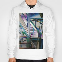 architecture Hoodies featuring Architecture by Paris Martin