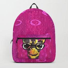 Ginny Giraffe Backpack