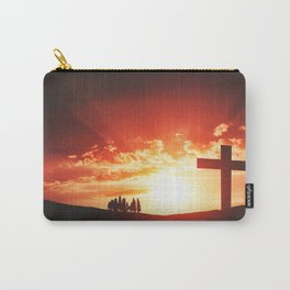 Good friday easter concept Carry-All Pouch