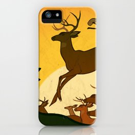 Migration iPhone Case