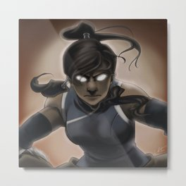 The Avatar State Metal Print