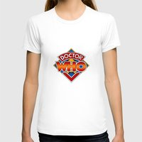 dr who T-shirts featuring Dr Who by giftstore2u