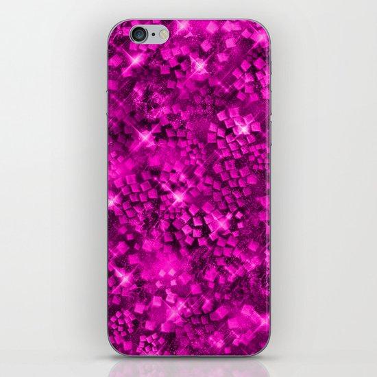 Dazzling Series (Pink) iPhone & iPod Skin