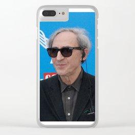 FRANCO BATTIATO Clear iPhone Case