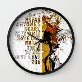 ICHIGO KUROSAKI Wall Clock