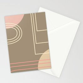 Pattern by Nichole Burroughs Stationery Cards