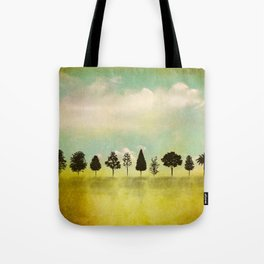 IN RANK AND FILE Tote Bag