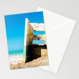 Holbox, Mexican Paradise Stationery Cards