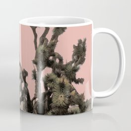 pink joshua tree Coffee Mug