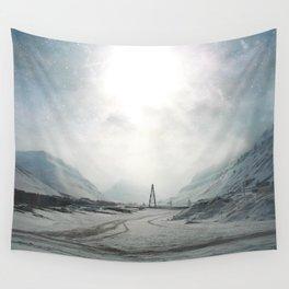 Svalbard Wall Tapestry