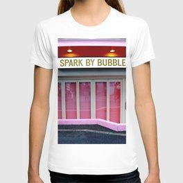 Pink Facade T-shirt