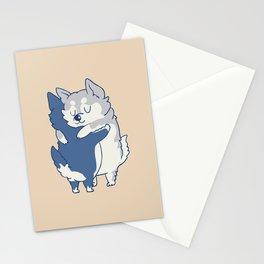 Husky Hugs Stationery Cards