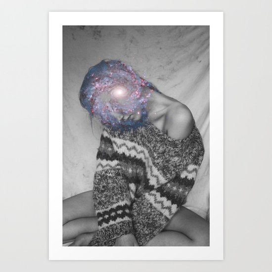Where is my mind? no.4 Art Print