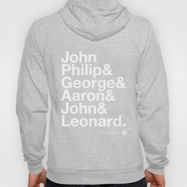 American Composers Hoody