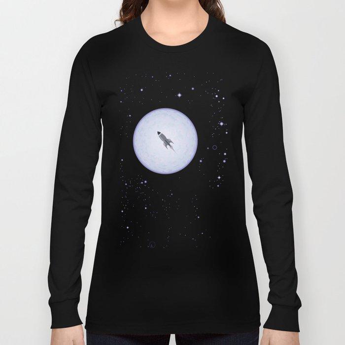 Retro Voyages Long Sleeve T-shirt