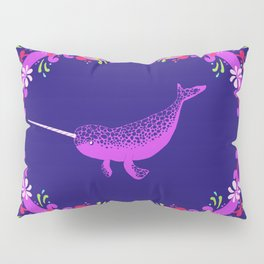 Narwhal: Unicorn of the Sea Pillow Sham