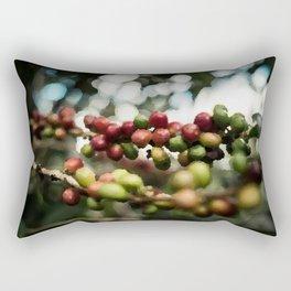 coffee tree Rectangular Pillow