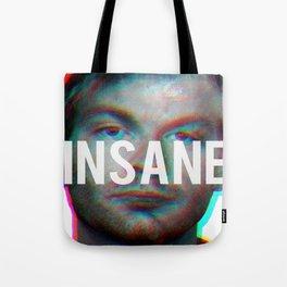 INSANE - JEFFREY DAHMER Tote Bag