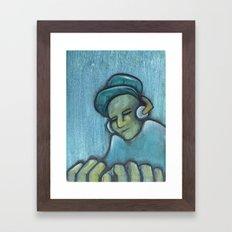 composer Framed Art Print