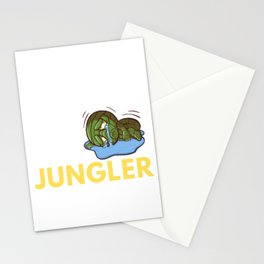 Blame The Jungler Stationery Cards