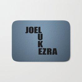 JoeLukEzra Bath Mat