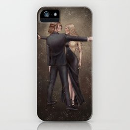All That Glitters Is Not Gold iPhone Case