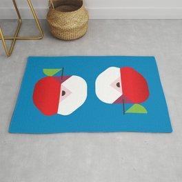 Fruit: Apple Rug