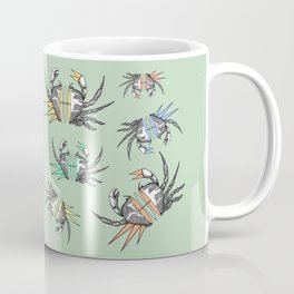 grab my crabs Coffee Mug