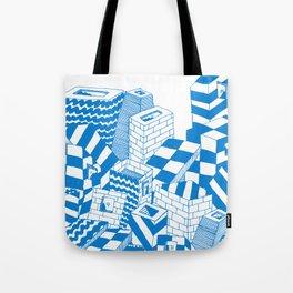 free radical Tote Bag