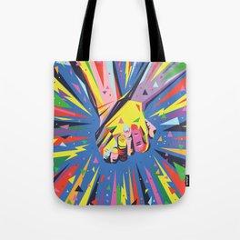 Band Together - Pride Tote Bag