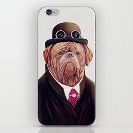Dogue de Bordeaux iPhone Skin