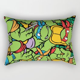 TMNT Rectangular Pillow
