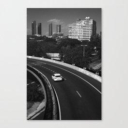 Test Drive Canvas Print