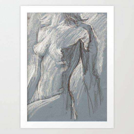 """""""A.  10.30.09"""" Art Print"""