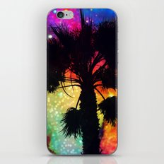 Space Cali iPhone & iPod Skin