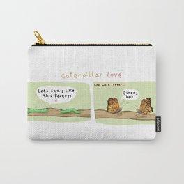 Caterpillar Love Carry-All Pouch