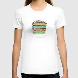 Rainbow cake T-shirt