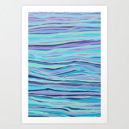 Ocean Dreams Art Print