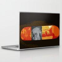 simba Laptop & iPad Skins featuring SIMBA by David Hinnebusch