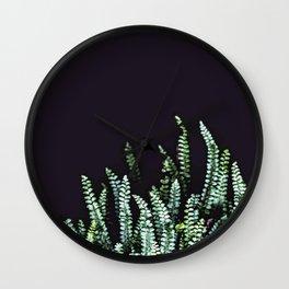 Dark Nature #society6 #decor #buyart Wall Clock