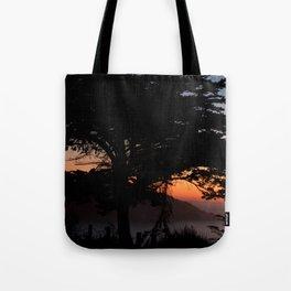 sf sunset 9.27.2010 Tote Bag