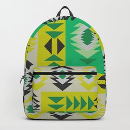 Fresh ethnic decor Backpack