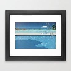 Hiroshi Nagai 11 Framed Art Print