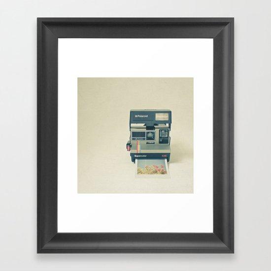Instant Dreams Framed Art Print