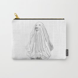 THE GREY GHOST Carry-All Pouch