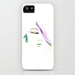 with the Shaman ~ Little Galaxy iPhone Case