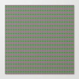 kaleidoscope three Canvas Print